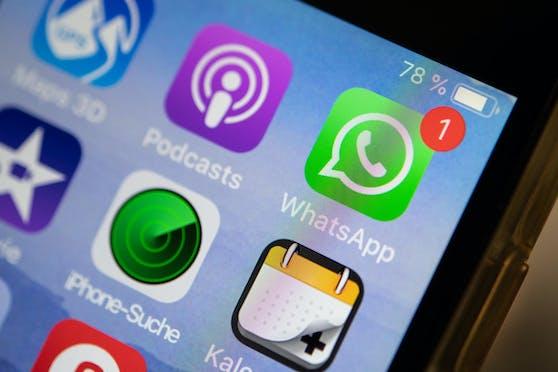 WhatsApp steht aufgrund der neuen AGB-Regeln in der Kritik.