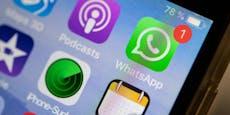 Empörung über diese neue Werbung in WhatsApp