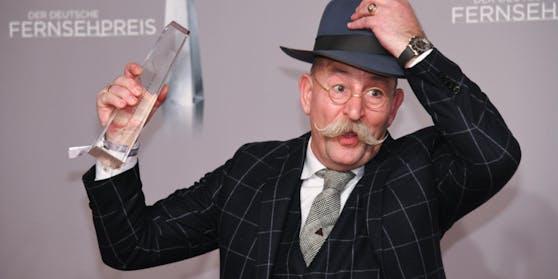"""Koch und Moderator Horst Lichter ist die sympathische Lichtgestalt bei """"Bares für Rares"""" in Deutschland."""
