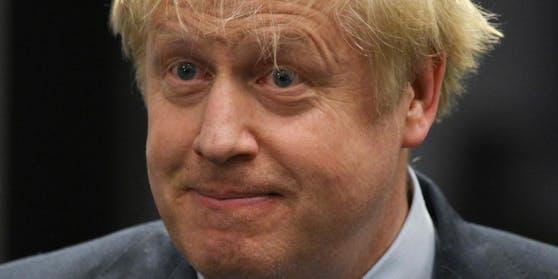 """""""Es gibt Grund zur Hoffnung und Zuversicht"""", sagte Premierminister Johnson in einer Ansprache"""