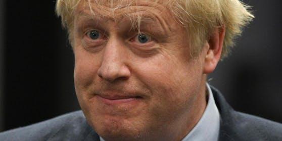 Boris Johnson erwartet einen harten Bruch mit der EU.