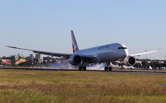 Qantas will auf Dauer nur noch geimpfte Passagiere befördern.