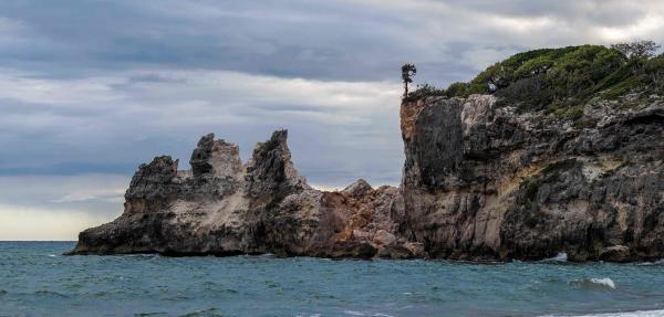 Erdbeben lässt berühmtes Naturdenkmal einstürzen   heute ...