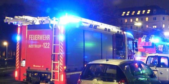 Feuerwehr-Einsatz in Wien. Symbolfoto