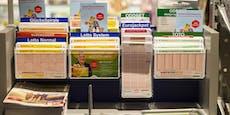 Lotto-Jackpot: Niemand hatte die sechs Richtigen