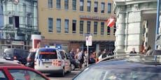 Juwelier-Bande crashte nach Coup in Wien auf der Flucht