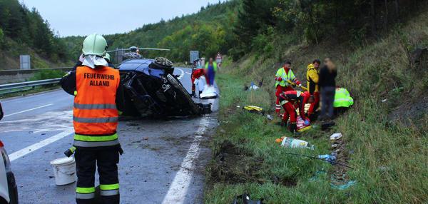 A21 Unfall Heute