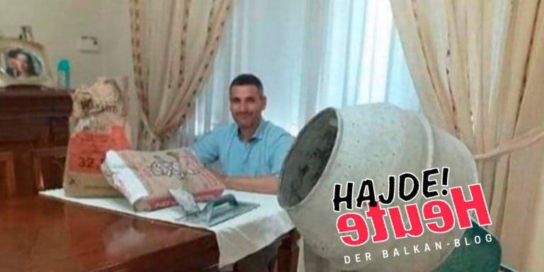 Balkaner können kein Home-Office machen