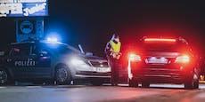 BMW-Raser brettert mit 174 km/h über Triester Straße