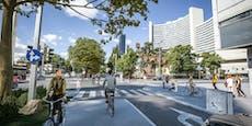 Grüne Vizebürgermeisterin will gleich 32 neue Radwege