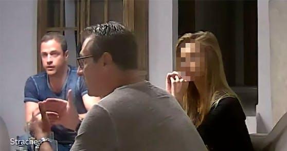 Ausschnitte aus dem Ibiza-Video