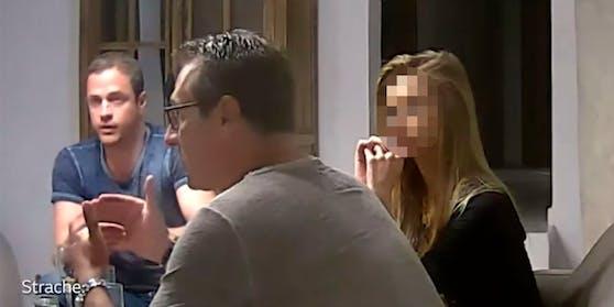 """Weitere Minuten des """"Ibiza-Videos"""" sind aufgetaucht"""