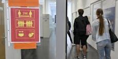 Warnstufe Orange: Das gilt in Schulen und Kindergärten