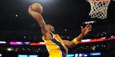 NBA-Ikone Kobe Bryant bekommt einen eigenen Feiertag