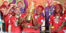 Deutsche legen Termin für Pokal-Finale fest