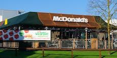 McDonald's sperrt noch in dieser Woche auf