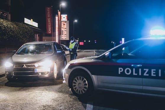 Polizei stoppte Roadrunner-Teffen (Symbolfoto)