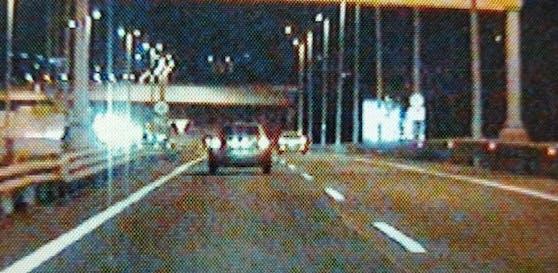 Die Landesverkehrsabteilung Wien führte in der Nacht auf Samstag erneut Geschwindigkeitsmessungen durch.