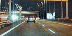 Polizei stoppt Raser mit 157 km/h auf der A22