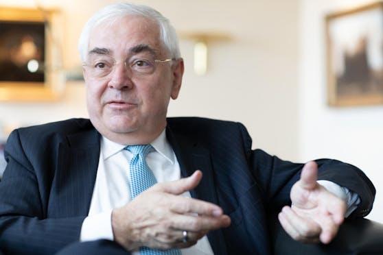 Casinos-Aufsichtsrat Walter Rothensteiner tritt zurück.
