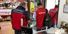 58 schamlose Mini-Märkte öffneten in Wien trotz Verbots