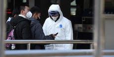 China bestätigte Ausbruch erst nach 2 Anfragen der WHO