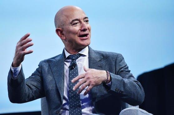 Sogar Amazon-Feinde kaufen bei seinem Online-Händler: Jeff Bezos.