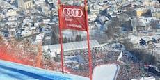 Fix! Entscheidung über Kitzbühel-Rennen gefallen