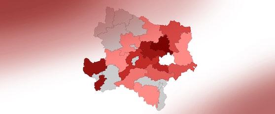 Corona Karte Bawü