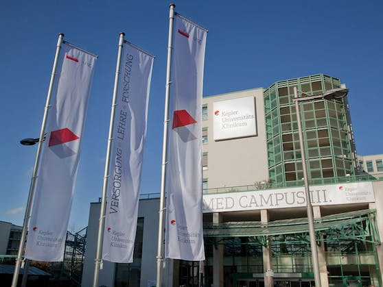 Am Kepler Universitätsklinikum in Linz kam es zu dem Vorfall.