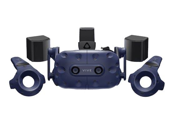 HTC Vive Pro Full Kit: HTC weist auf eine neue VR-Studie hin.