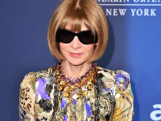 """US-""""Vogue""""-Chefin Anna Wintour wird die wohl außergewöhnlichste Ausgabe aller Zeiten herausbringen."""