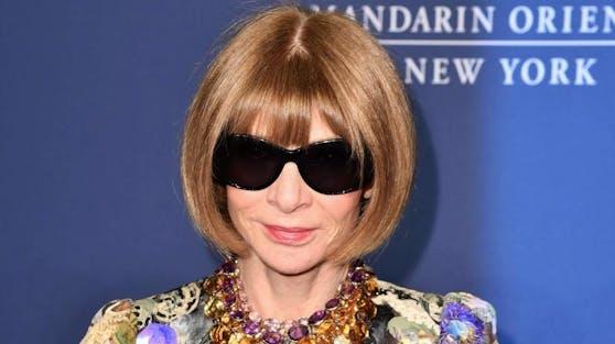 """""""Vogue""""-Chefin Anna Wintour äußert sich zur Kritik am Coverfoto mit der zukünftigen US-Vizepräsidentin Kamala Harris."""
