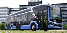 Erstmals in Österreich testet Linz einen E-Bus