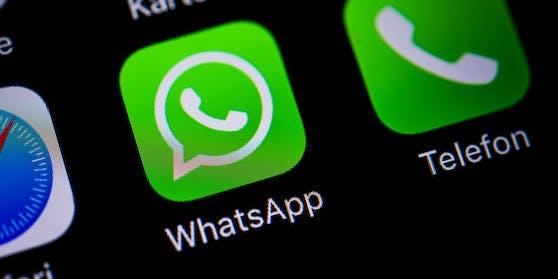 (Symbolbild) Whatsapp will mit Videokonferenz-Apps gleichziehen und führt auch ein Feature für Massenchat ein.