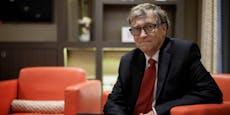 """Bill Gates zu Corona: """"Ich fühle mich schrecklich"""""""