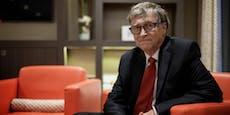 Bill Gates will Milliarden in Klimaschutz stecken