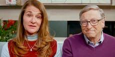 Bill Gates gibt Trennung von Ehefrau Melinda bekannt