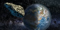Größter Asteroid rast jetzt knapp an der Erde vorbei