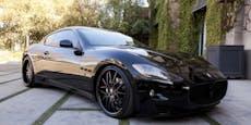 Familienvater schmuggelte in Maserati Drogen
