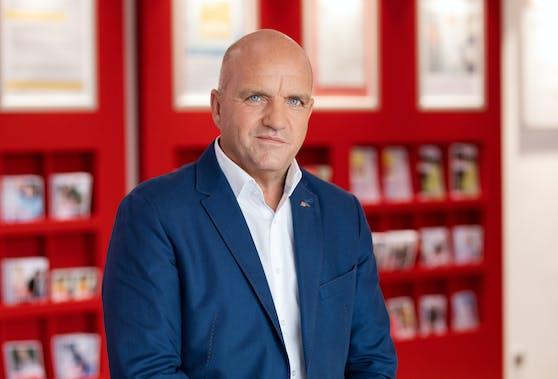 AK NÖ Präsident Markus Wieser