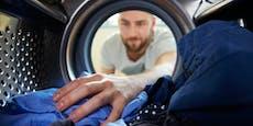 Die 6 häufigsten Fehler beim Waschen