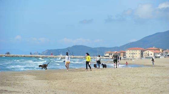 Italien will den Strand-Urlaub erschweren.