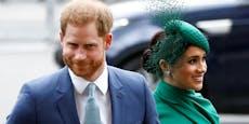 Royals für's Ohr: Meghan & Harry starten Podcast