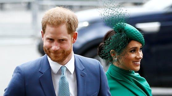 Herzogin Meghan und Prinz Harry mischen künftig im Streaming-Universum von Spotify und Netflix mit.