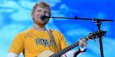 Süßes Geheimnis: Ed Sheeran soll bald Papa werden