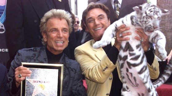Das Magier-Duo Siegfried Fischbacher und Roy Horn begeisterte bis 2009 ein Millionenpublikum mit ihren Zaubershows in Las Vegas.