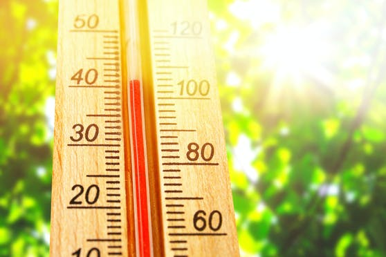 Es steht uns ein sehr heißer Sommer bevor.
