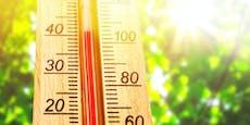 Experten rechnen mit Rekordhitze in Europa