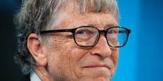 So reagiert Gates auf Verschwörungstheorien über ihn